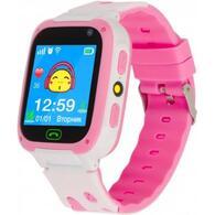 Смарт-часы Discovery iQ4800 Camera LED Light Pink Детские смарт часы-телефон трек iQ4800 Pink