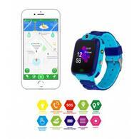 Смарт-часы Discovery iQ4900 Camera LED Light Blue Детские смарт часы-телефон трек iQ4900 Blue