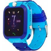 Смарт-часы ATRIX D200 Thermometer blue Детские телефон-часы с термометром atxD200thbl