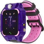 Смарт-часы ATRIX D300 Thermometer Flash purple Детские телефон-часы с термоме atxD300thprpl