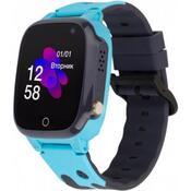 Смарт-часы ATRIX iQ2100 IPS Cam Blue Детские телефон-часы с трекером iQ2100 Blue