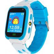 Смарт-часы ATRIX iQ2300 IPS Cam Flash Blue Детские телефон-часы с трекером iQ2300 Blue