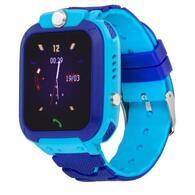 Смарт-часы ATRIX iQ2600 Cam Flash Blue Детские телефон-часы с трекером iQ2600 Blue