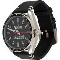 Смарт-часы ATRIX INFINITYS X10 45mm Swiss Classic Chrono Steel-black Смарт-ча swwpaii1sccstlb