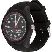 Смарт-часы ATRIX INFINITYS X20 45mm Swiss Sport Chrono Black-silicone Смарт-ч swwpaii2sscbs