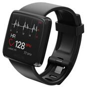 Смарт-часы JAKCOM H1 Smart Health Watch GPS black с пульсометром и мониторинго swpadjh1b