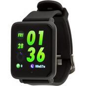 Фитнес браслет ATRIX Pro Health A2050 IPS Oximeter Pulse and AD black fbapha2050b