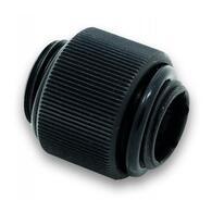Фитинг для СВО EKWB EK-AF Extender 12mm M-M G1/4 - Black 3831109846322