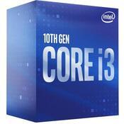 Процессор Intel Core™ i3 10100F BX8070110100F