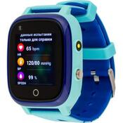 Смарт-часы AmiGo GO005 4G WIFI Kids waterproof Thermometer Blue 747017