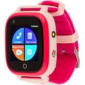 Смарт-часы AmiGo GO005 4G WIFI Kids waterproof Thermometer Pink 747018