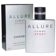 Туалетная вода Chanel Allure Homme Sport