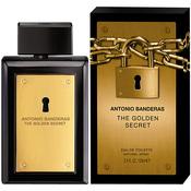 Туалетная вода Antonio Banderas The Golden Secret For Men