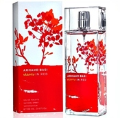 Туалетная вода Armand Basi Happy In Red For Women