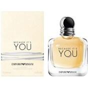 Парфюмированная вода Giorgio Armani Emporio Armani Because It's You For Women
