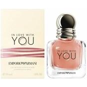 Парфюмированная вода Giorgio Armani Emporio Armani In Love With You For Women