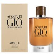 Парфюмированная вода Giorgio Armani Acqua di Gio Absolu For Men