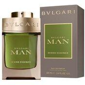 Парфюмированная вода Bvlgari Man Wood Essence
