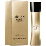 Парфюмированная вода Giorgio Armani Armani Code Absolu For Women