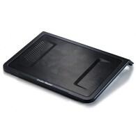 Подставка для ноутбука CoolerMaster Notepal L1 (R9-NBC-NPL1-GP) 390 x 310 x 20-47 мм, 720 г, черная, 1 вентилятор, пластик + металл + резина