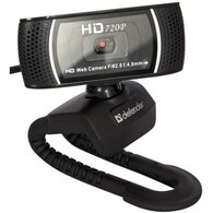 Веб-камера Defender G-lens 2597 HD720p 63197