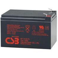 Батарея к ИБП CSB 12В 12 Ач GP12120 F2