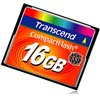 Карта памяти Transcend 16Gb Compact Flash 133x TS16GCF133