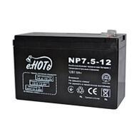 Батарея к ИБП Enot 12В 7.5 Ач NP7.5-12