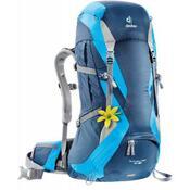 Рюкзак туристический Deuter Futura PRO 34 SL midnight-turquoise 34264 3306